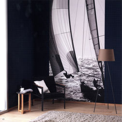 Elementto Mural Wallpapers Sail Mural Design Wall Murals 22219115_ 1429537975_ 1110mural, grey