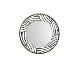 Aasra Decor Tribal Mirror Decor Wall Mirror, multicolor
