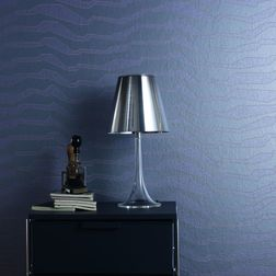 Elementto Wall papers Geometric Design Home Wallpaper For Walls, blue