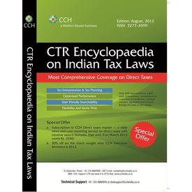 CTR Encyclopaedia - Standard One Year Subscription