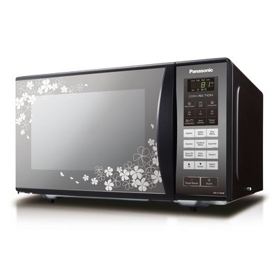 Convection Type Microwave Oven NN-CT364B, Black-Grey