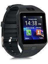 Techbot Wearable Smart Watch Phone Dz09 1.56 Inch ... Infibeam Rs. 799.00