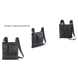 Sling bag (3 Pockets Front)