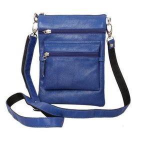 SLING BAG(SB030BLUS) (22x11x3 cm)
