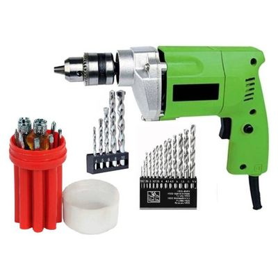 Saifpro Power & Hand Tool Kit (25 Tools)