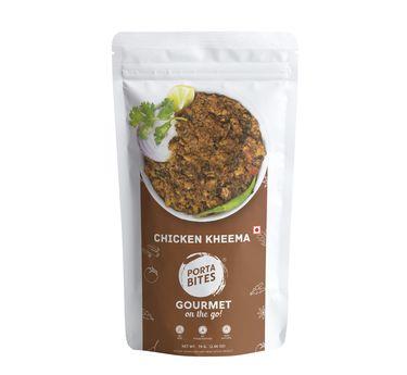 Chicken Kheema (Serves 2) 70 gms
