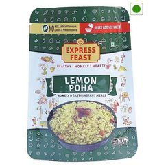 Lemon Poha (Serves 1) 80g