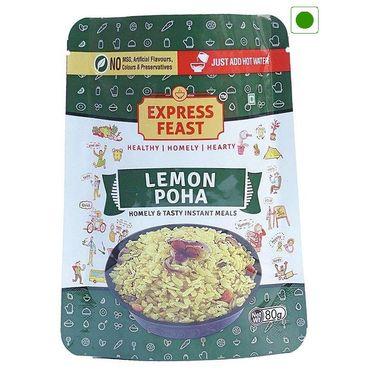 Lemon Poha (Serves 1) 80g