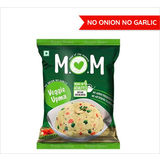 Veg Upma Pouch (Serves 1) 63g, Ready to eat meal, MOM Meal of the Moment