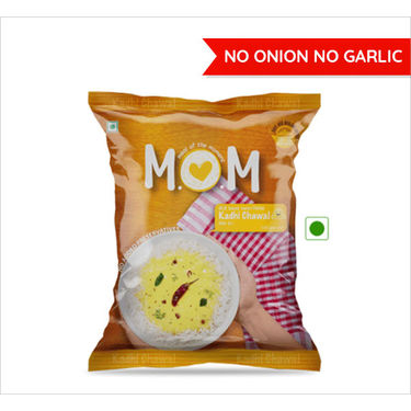 Kadhi Chawal Pouch (Serves 1) 75g, Ready to eat meal, MOM Meal of the Moment