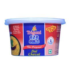 Dal Chawal (Serves 1) 55g, Ready to eat meal, Triguni Eze Eats