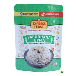 Sabudhana Upma (Serves 1) 80g