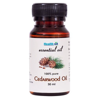 Healthvit Aroma Cedarwood Essential Oil  30ml