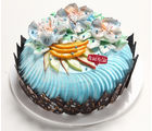 Meandmycake Oceanic Beauty (MAMCP058), 4 kg, midnight delivery