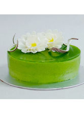 Meandmycake Kiwi Cake Regular Cake (MAMCR049), 500 gm, normal delivery
