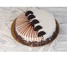 Meandmycake Oreo Regular Cake (MAMCR056), 2 kg, midnight delivery
