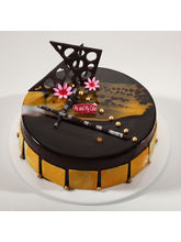 Meandmycake Chocolaty Orange (MAMCP014), normal delivery, 1 kg