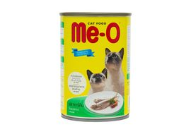 MeO Sardine Canned Cat Food, 400 gms