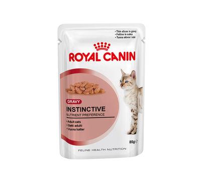 Royal Canin Gravy Instinctive Adult Cat Wet Food, 1.02 kg