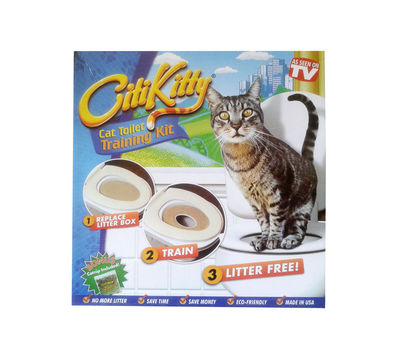 Citi Kitty Toilet Training Kit, universal size