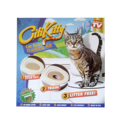 Citi Kitty Toilet Training Kit, universal size