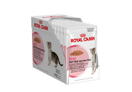 Royal Canin Kitten Instinctive Wet Cat Food, 1.02 kgs