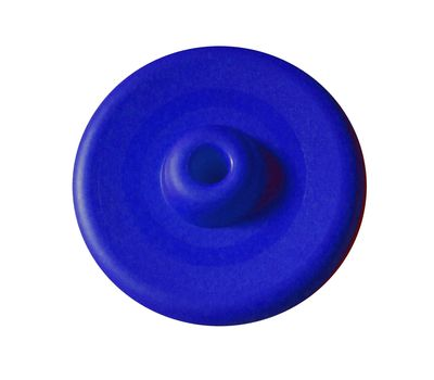 Canine Frisbee Flying Saucer Disc Dog Toy, 9 inch, pink