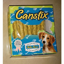 Canine Canstix Dog Chewable Treats, chicken
