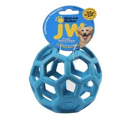JW Pet USA Hol-ee Roller for Medium to Large Dogs, blue