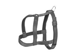 Kennel High Quality Nylon Padded Body Harness for Large Dogs, 105 cms, black