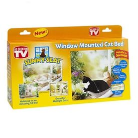 Sunny Seat Window Mounted Cat Bed, 12 inch x 22 inch