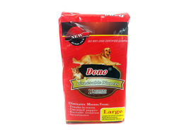 Dono Dog Disposable Sanitary Diapers, large, 12 diapers