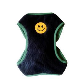 Zorba Designer Body Harness for Small Breed Dogs, green, 18 inch