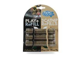 Pet Brands UK Play & Fill Refillable Cat Nip, universal