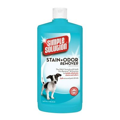 Simple Solution Dog Stain and Odor Remover, 500 ml