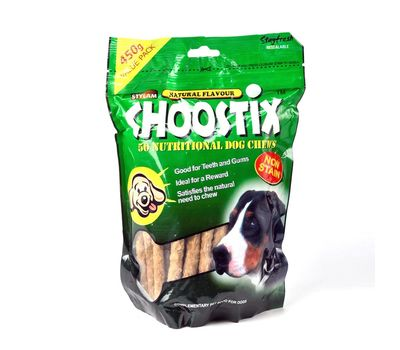 Stylam Choostix Natural Dog Treat, 450 gms