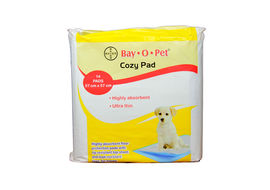 Bayer Bay O Pet Cozy Puppy Training Pad, 57cm x 57cm