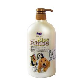Forbis Aloe Rinse All Pets Shampoo, 750 ml