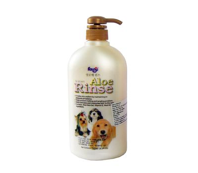 Forbis Aloe Rinse All Pets Shampoo, 750 ml