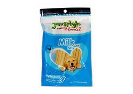 JerHigh Milk Stix Dog Treat Snack, pack of 1