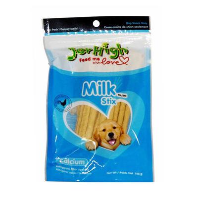 JerHigh Milk Stix Dog Treat Snack, pack of 1