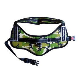 GP Heavy Duty Sports Reflective Dog Harness Set for Small Dogs, camouflage, small