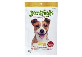 JerHigh Liver Stick Dog Treat, pack of 1