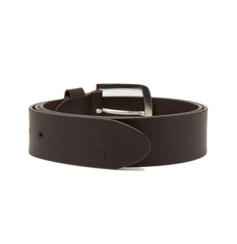 Breakbounce Valves Men's Casual Belt,  brown, 28/30