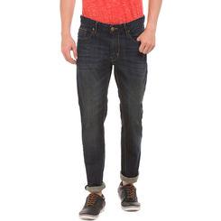 INDEX DR BLUE Slim Fit Solid Jeans,  blue, 32