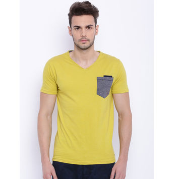 Breakbounce Alvin T-Shirt,  mustard yellow, xl