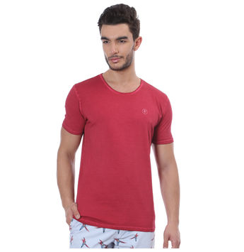 Breakbounce Elton Regular Fit T Shirt,  chilli red, s