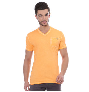 Breakbounce Thyme Regular Fit T-Shirt,  autumn sunset, m