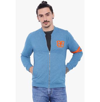 Breakbounce Eugene Men's Casual Sweatshirt, xxxl,  lympho blue