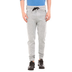 MYERS Grey Grindle Slim Fit Solid Jogger,  grey, 32